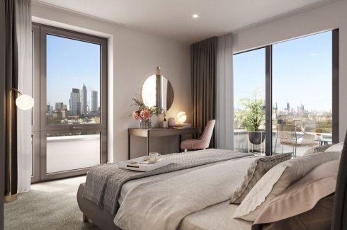 2 Bedroom Condo for sale in London, England