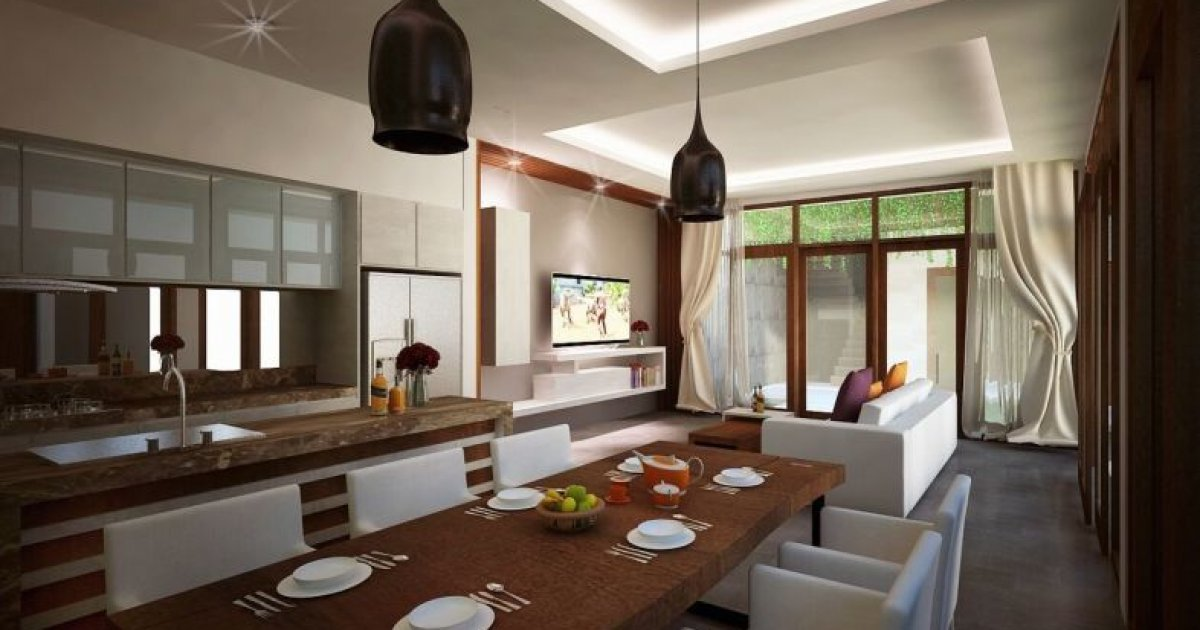Bali Luxury 2 Bedroom Villas Indonesia - 2 Bedroom Villa for sale in Ombak Luxury Residence, Bali