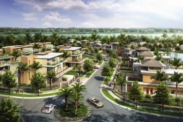 Lotus Canal View Villas