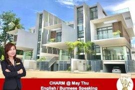 4 အိပ္ခန္းမ်ား ၿမိဳ႕ငယ္အိမ္ ငွားရန္ အတြင္း Golden Valley Residences, Yangon