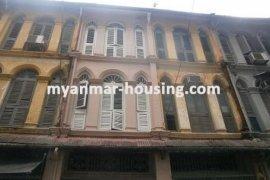 3 အိပ္ခန္းမ်ား အိမ္ ေရာင္းရန္ အတြင္း Lanmadaw, Yangon