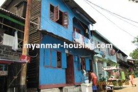 1 အိပ္ခန္းမ်ား အိမ္ ေရာင္းရန္ အတြင္း Sanchaung, Yangon