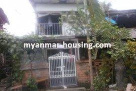 3 အိပ္ခန္းမ်ား အိမ္ ေရာင္းရန္ အတြင္း Sanchaung, Yangon