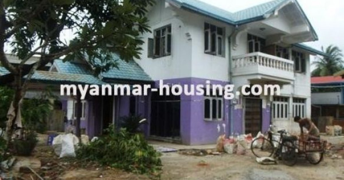 6 bed house for rent in kamayut yangon lks80 672213 for 6 bedroom homes for rent
