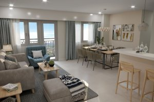 The Larsen Tower at East Bay Residences