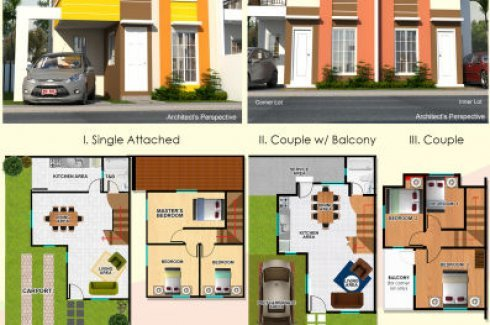 Fiesta Communities Limay Couple 3 Br House For Sale In Bataan Dot Property