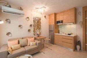 1 ห้องนอน คอนโดมิเนียม สำหรับขาย ใน ซิตี้ การ์เด้น โอลิมปัส