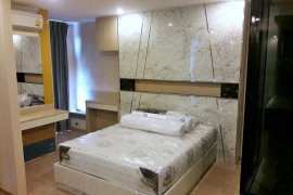 1 ห้องนอน คอนโดมิเนียม สำหรับเช่า ใน ไอดีโอ คิว จุฬา-สามย่าน ใกล้  MRT สามย่าน