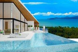 20+ ห้องนอน ทาวน์เฮ้าส์ สำหรับขาย ใน แม่น้ำ, เกาะสมุย