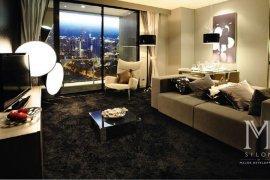 1 ห้องนอน คอนโดมิเนียม สำหรับขาย ใน เอ็ม สีลม ใกล้  BTS ช่องนนทรี