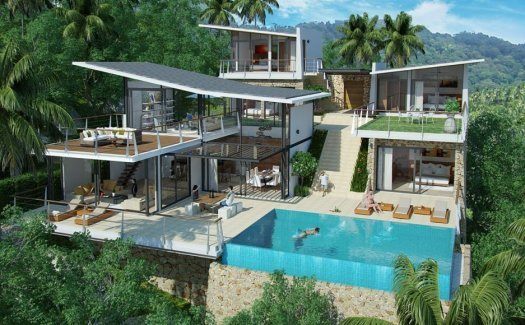 Dove Luxury Villas by Samui Living Co Ltd