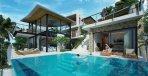 5 ห้องนอน วิลล่า สำหรับขาย ใน Dove Luxury Villas by Samui Living Co Ltd