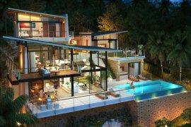 6 ห้องนอน วิลล่า สำหรับขาย ใน Dove Luxury Villas by Samui Living Co Ltd