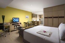 1 ห้องนอน เซอร์วิส อพาร์ทเม้นท์ สำหรับเช่า ใน Somerset Lake Point ใกล้ BTS อโศก