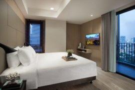 1 ห้องนอน เซอร์วิส อพาร์ทเม้นท์ สำหรับเช่า ใน Somerset Ekamai ใกล้ BTS เอกมัย