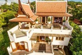 5 ห้องนอน วิลล่า สำหรับขาย ใน บ่อผุด, เกาะสมุย