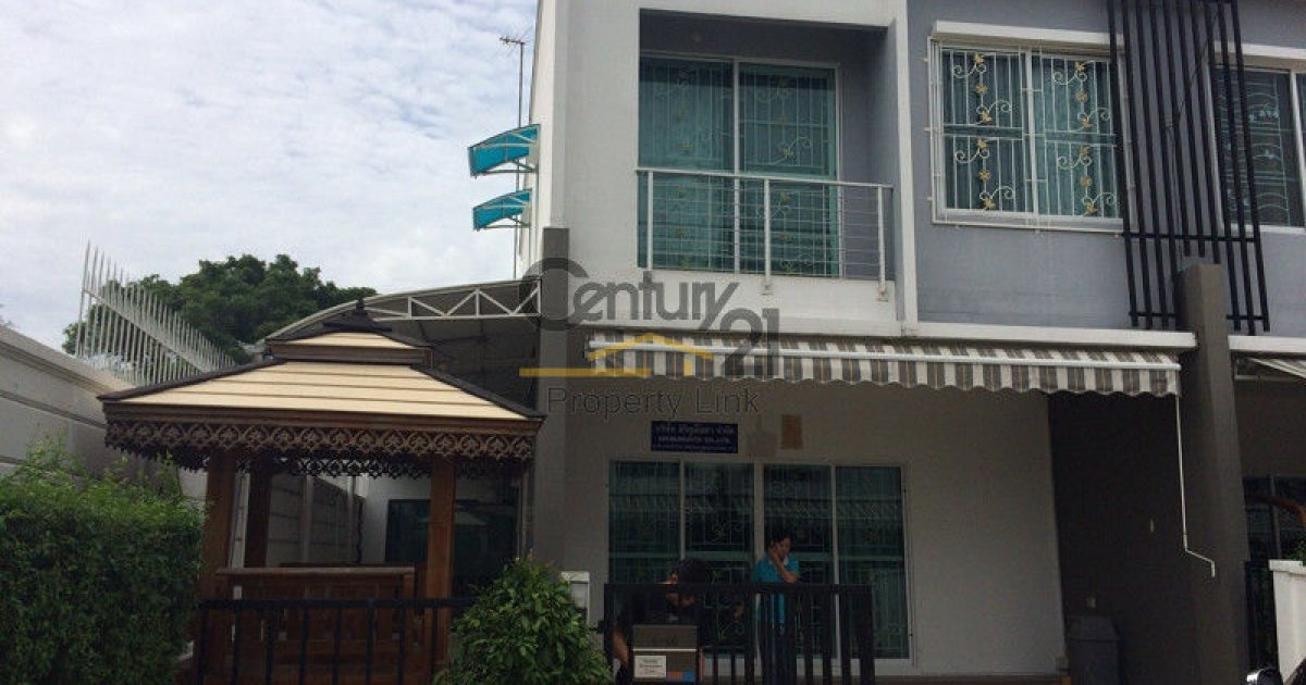 3 bed townhouse for rent in bang bon bangkok 16 000 17995 | 3 bedroom townhouse for rent in bang bon bangkok