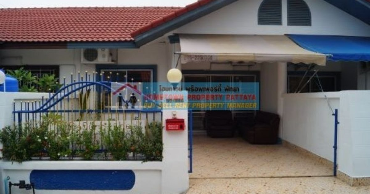 2 bed house for rent in na kluea pattaya 12 000 1822535