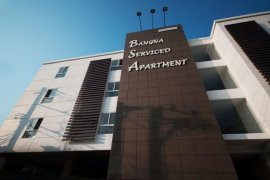 1 ห้องนอน เซอร์วิส อพาร์ทเม้นท์ สำหรับเช่า ใน บางนา, กรุงเทพมหานคร