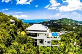 5 ห้องนอน บ้าน สำหรับเช่า ใน บ่อผุด, เกาะสมุย