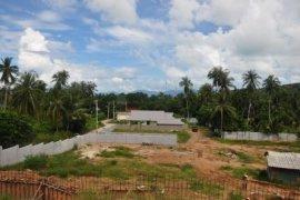ที่ดิน สำหรับขาย ใน บ่อผุด, เกาะสมุย