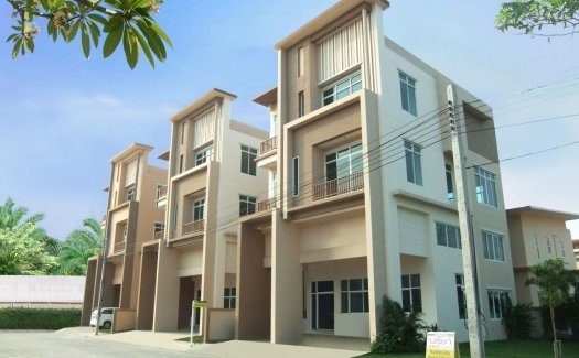 บ้านปรีชา ราม 3 – ถนนราษฎร์พัฒนา