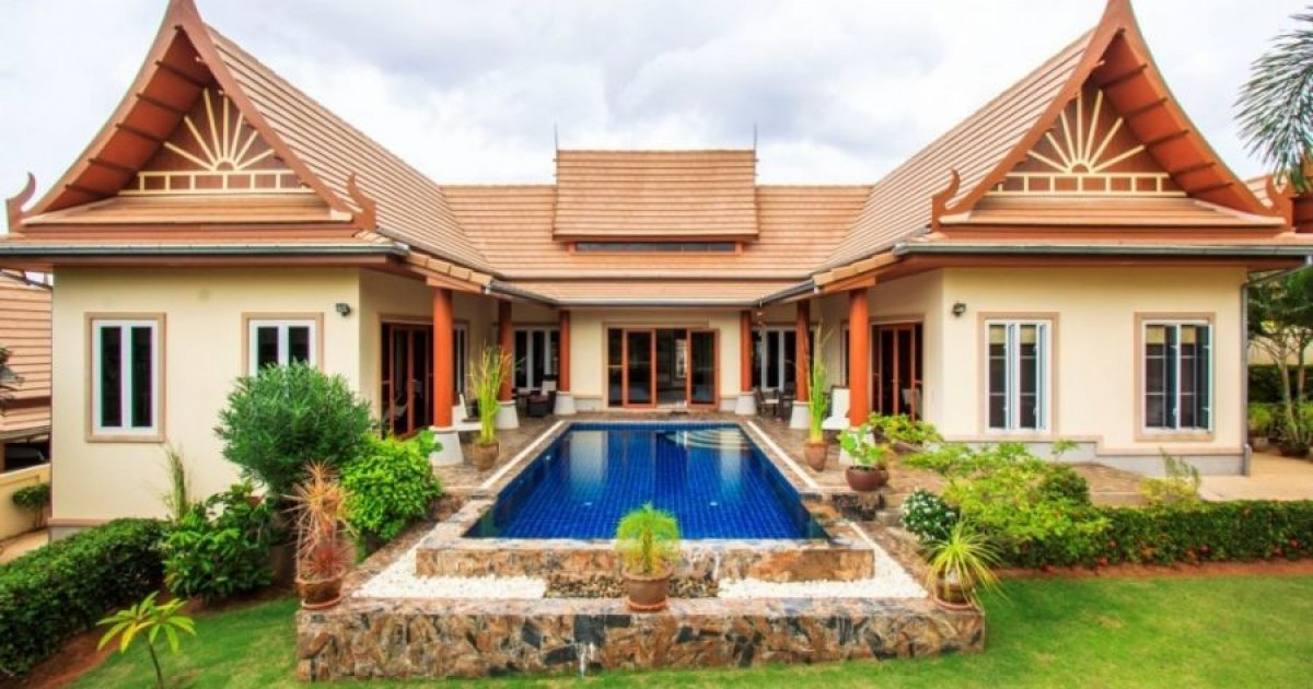 3 bed house for sale in pran buri prachuap khiri khan for 8 bedroom house for sale