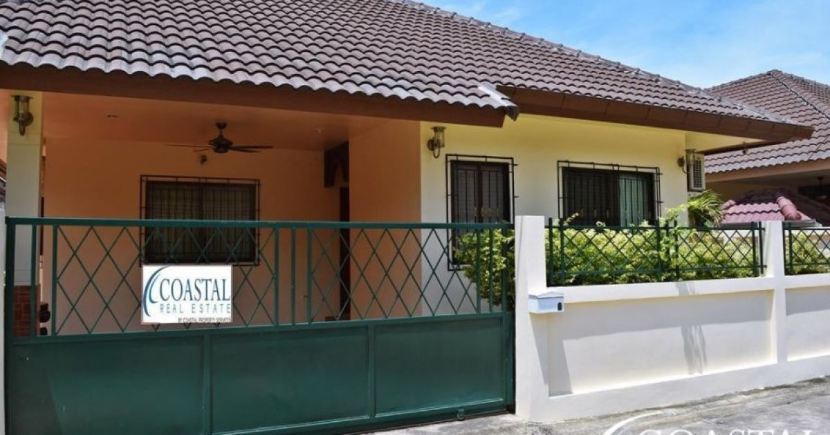 3 bed house for rent in east pattaya pattaya 18 000