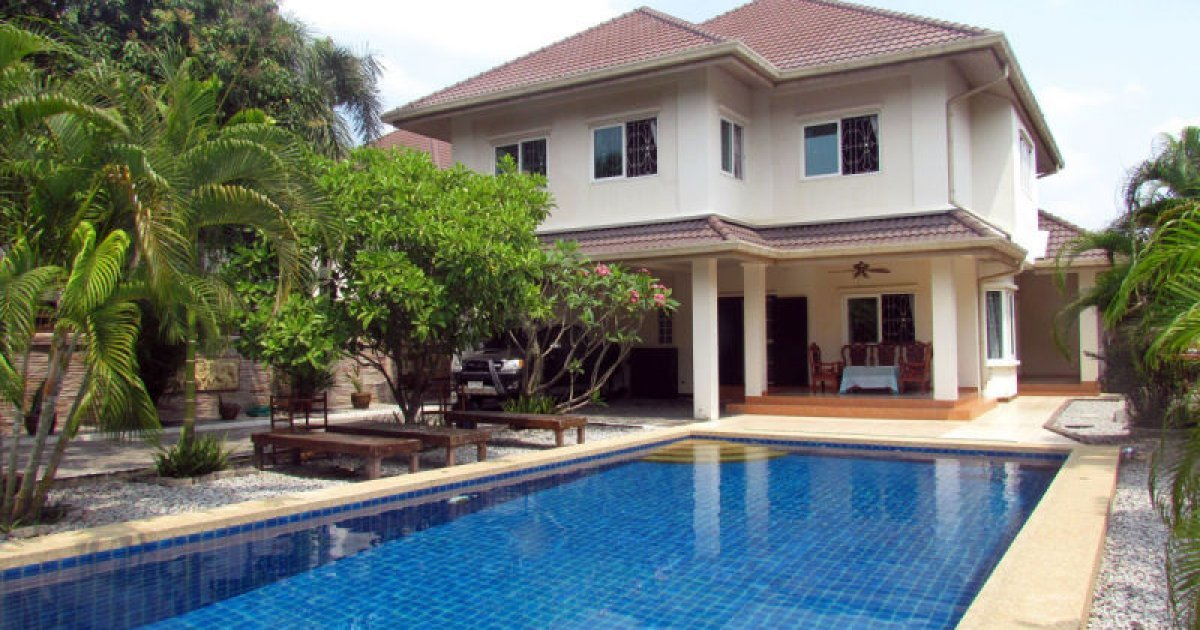 3 bed house for sale rent in na kluea pattaya for 8 bedroom house for sale