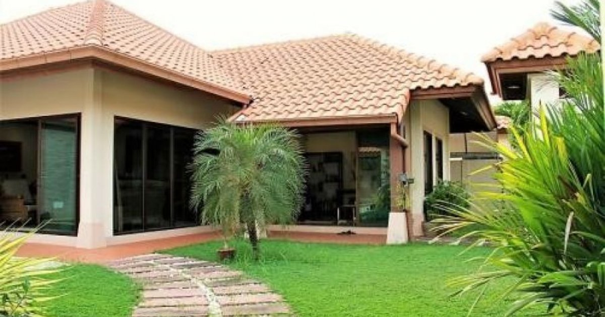 3 bed house for sale in huai yai pattaya 7 500 000 for 1 bedroom house for sale