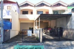 2 ห้องนอน ทาวน์เฮ้าส์ สำหรับขาย ใน ชลบุรี