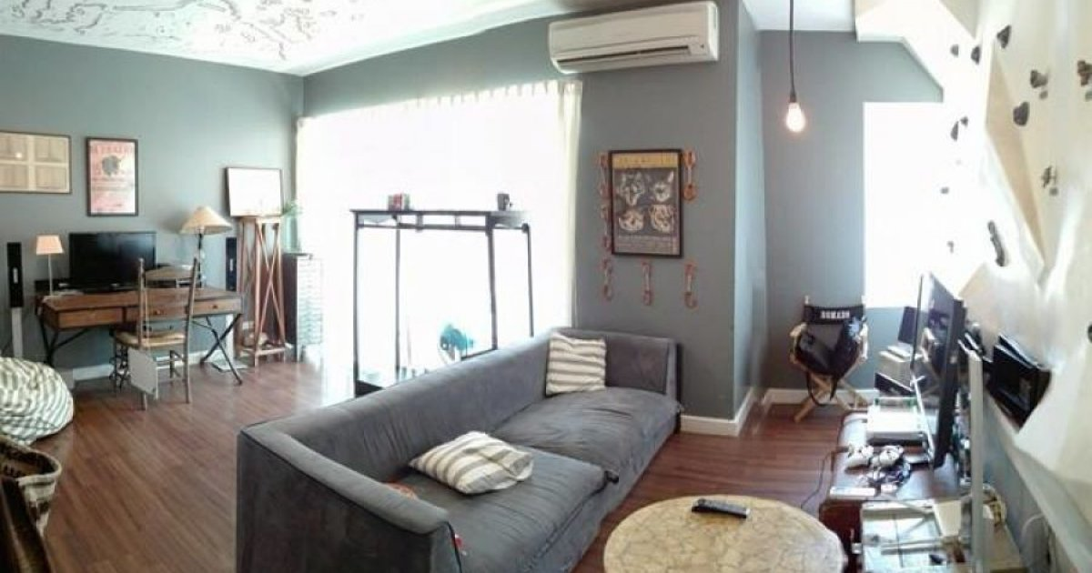 3 bed townhouse for rent in town avenue srinagarindra for 3 bedroom townhouse for rent