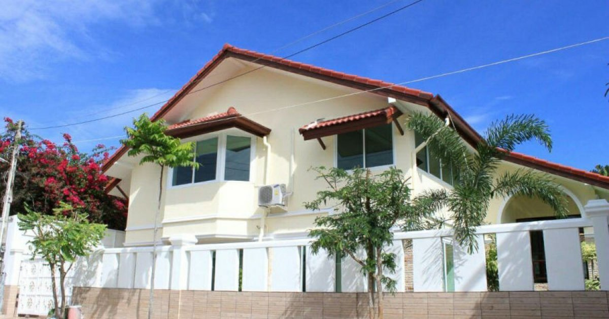 5 bed house for rent in jomtien pattaya 45 000 2047578 for Five bed house for rent
