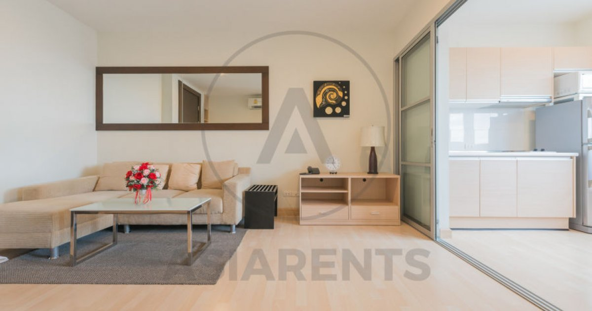 1 bed condo for rent in din daeng bangkok 20 000 for 1 bedroom condo for rent