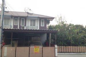 2 ห้องนอน ทาวน์เฮ้าส์ สำหรับขาย ใน นาป่า, เมืองชลบุรี