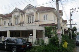 3 ห้องนอน ทาวน์เฮ้าส์ สำหรับขาย ใน บึงยี่โถ, ธัญบุรี