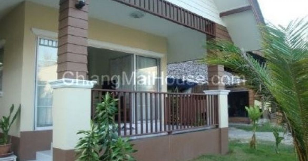 bed house for rent in saraphi chiang mai 10 000 787271 dot