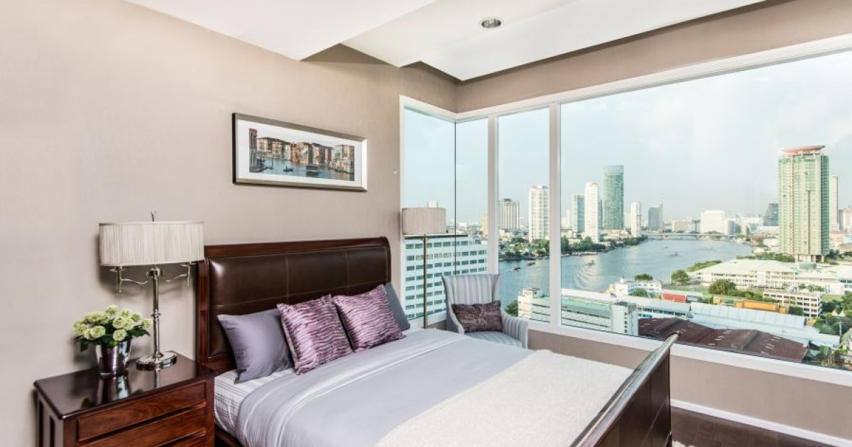 2 bed condo for sale in menam residences 16 413 324 for I bedroom condo for sale