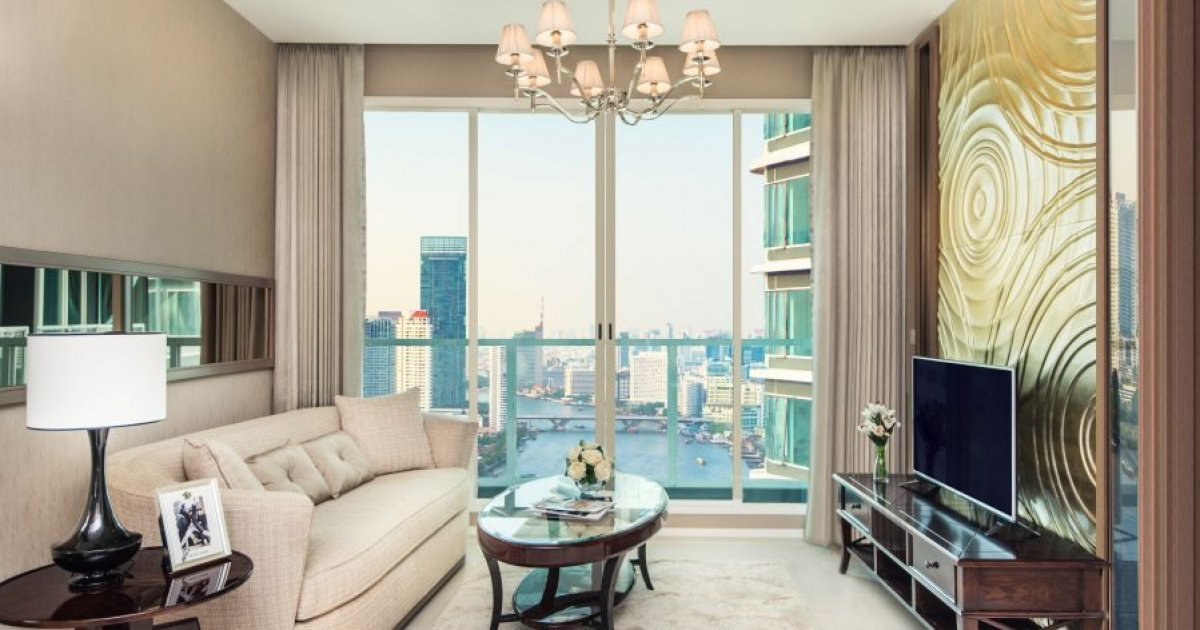 1 bed condo for sale in menam residences 10 188 120 for I bedroom condo for sale