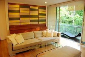 2 ห้องนอน คอนโดมิเนียม สำหรับเช่า ใน ไฟคัส เลน ใกล้  BTS พระโขนง