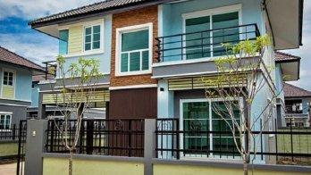 บ้านบัวทองธานี 9
