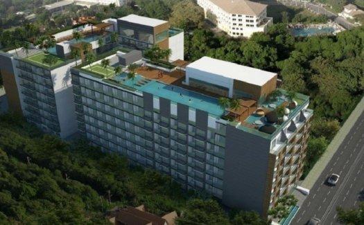 ซี วิว เรสซิเดนซ์ พัทยา (C View Residence Pattaya)