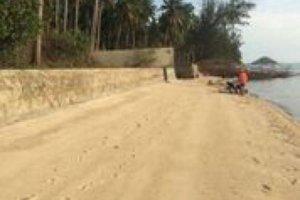 ที่ดิน สำหรับขาย ใน ลิปะน้อย, เกาะสมุย