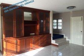 4 bedroom townhouse for rent in Bang Kho Laem, Bangkok