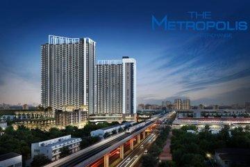 เดอะ เมโทรโพลิส สำโรง อินเตอร์เชนจ์ (The Metropolis Samrong)