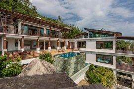 3 ห้องนอน วิลล่า สำหรับขาย ใน มะเร็ต, เกาะสมุย