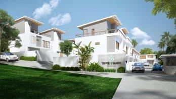 Sense 8 Samui Villas