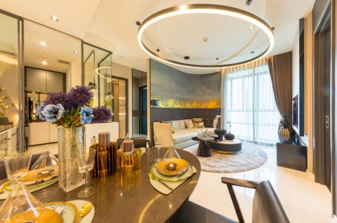 2 Bedroom Condo for sale in The Bangkok Thonglor, Khlong Toei Nuea, Bangkok near BTS Thong Lo