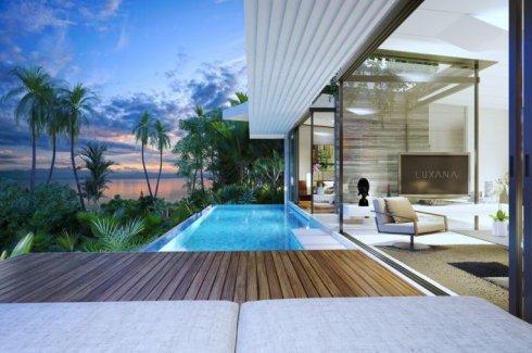 3 Bedroom Villa For Sale In Luxana Villas Koh Samui Bo Phut Surat Thani