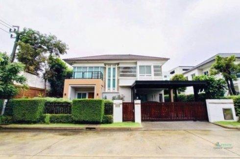 ขายบ้าน บางกอก บูเลอวาร์ด ราชพฤกษ์-พระราม 5  4 ห้องนอน ใน เมืองนนทบุรี, นนทบุรี